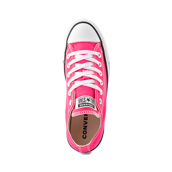 alternate view Converse Chuck Taylor All Star Lo Sneaker - Hyper PinkALT2