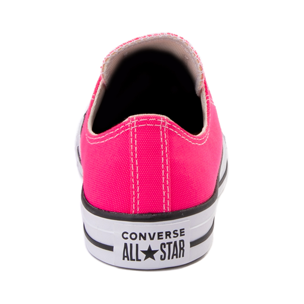 alternate view Converse Chuck Taylor All Star Lo Sneaker - Hyper PinkALT4