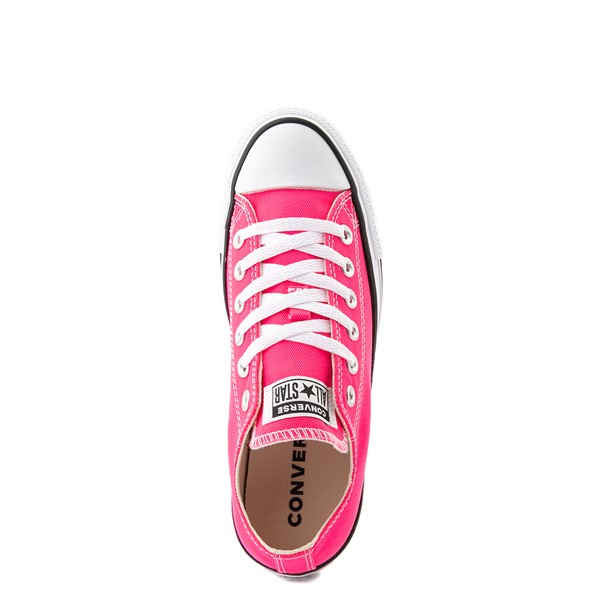 alternate view Converse Chuck Taylor All Star Lo Sneaker - Hyper PinkALT4B