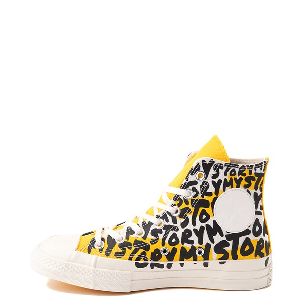 alternate view Converse Chuck 70 Hi My Story Sneaker - AmarilloALT1