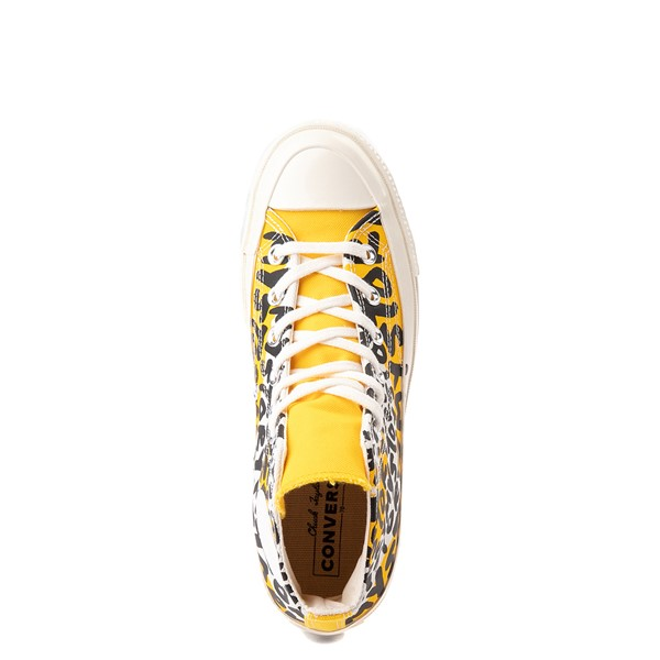 alternate view Converse Chuck 70 Hi My Story Sneaker - AmarilloALT4B