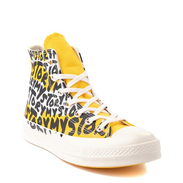 alternate view Converse Chuck 70 Hi My Story Sneaker - AmarilloALT5