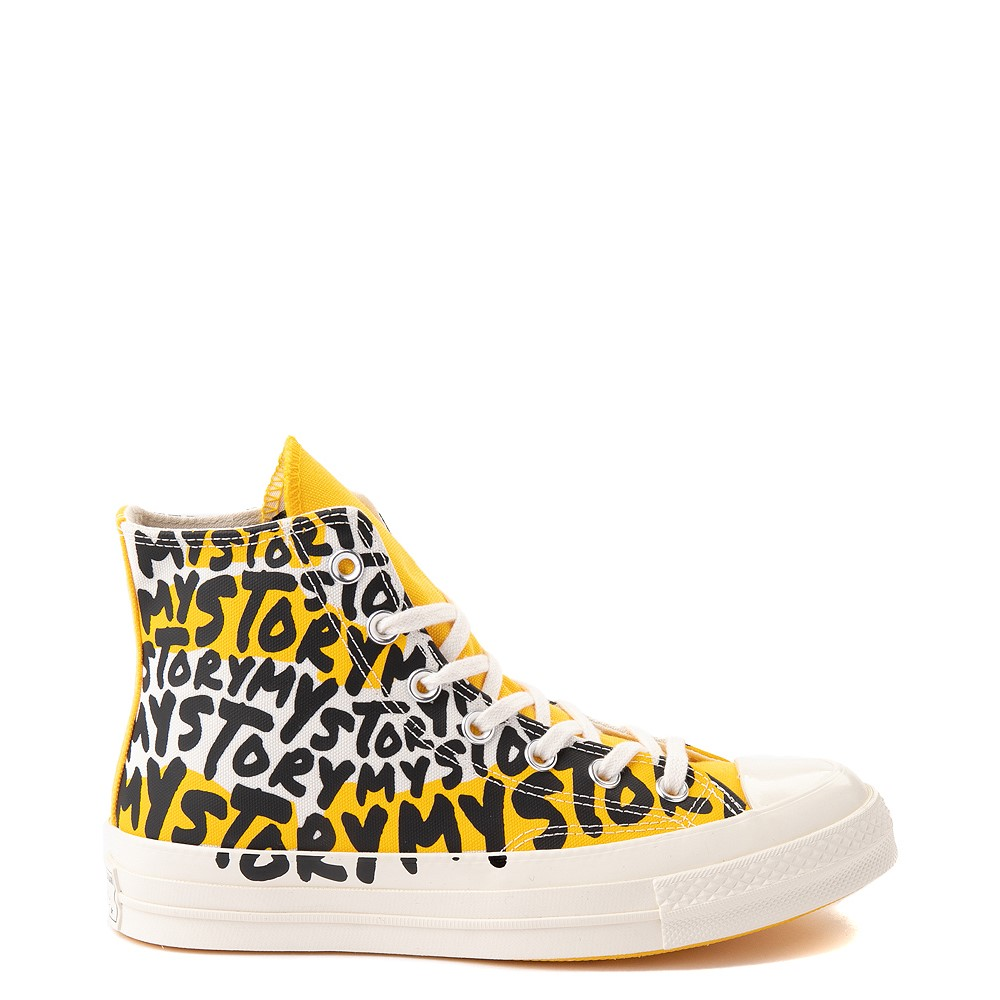 Converse Chuck 70 Hi My Story Sneaker - Amarillo