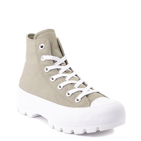 alternate view Womens Converse Chuck Taylor All Star Hi Lugged Sneaker - Light Field SurplusALT1B