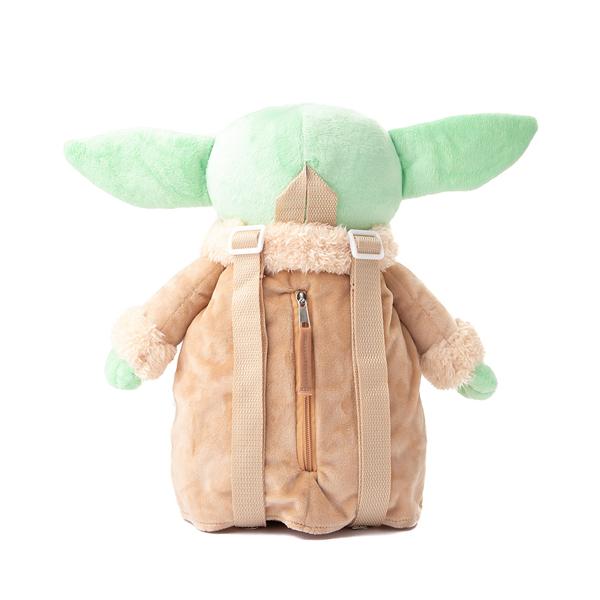 alternate view Baby Yoda Plush Backpack - GreenALT2