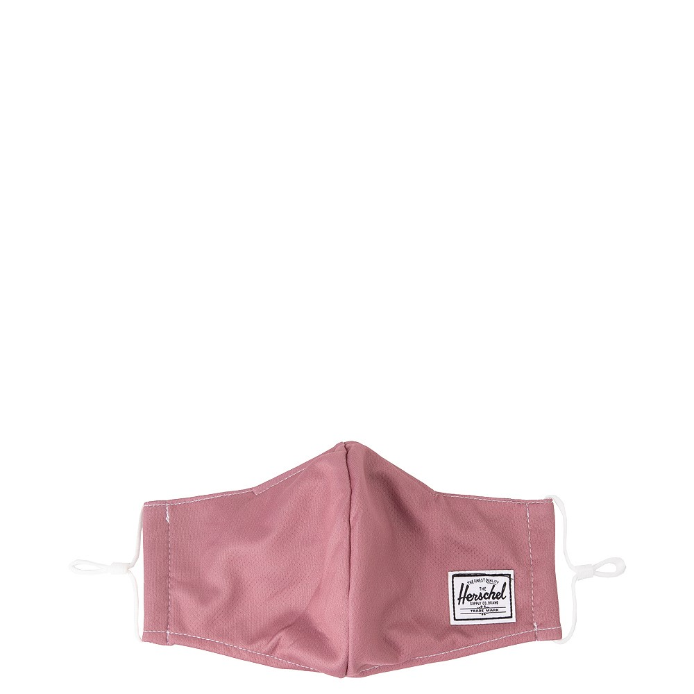Herschel Supply Co. Classic Fitted Face Mask - Ash Rose