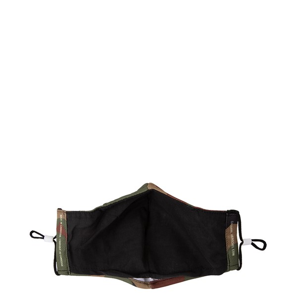 alternate view Herschel Supply Co. Classic Fitted Face Mask - CamoALT2