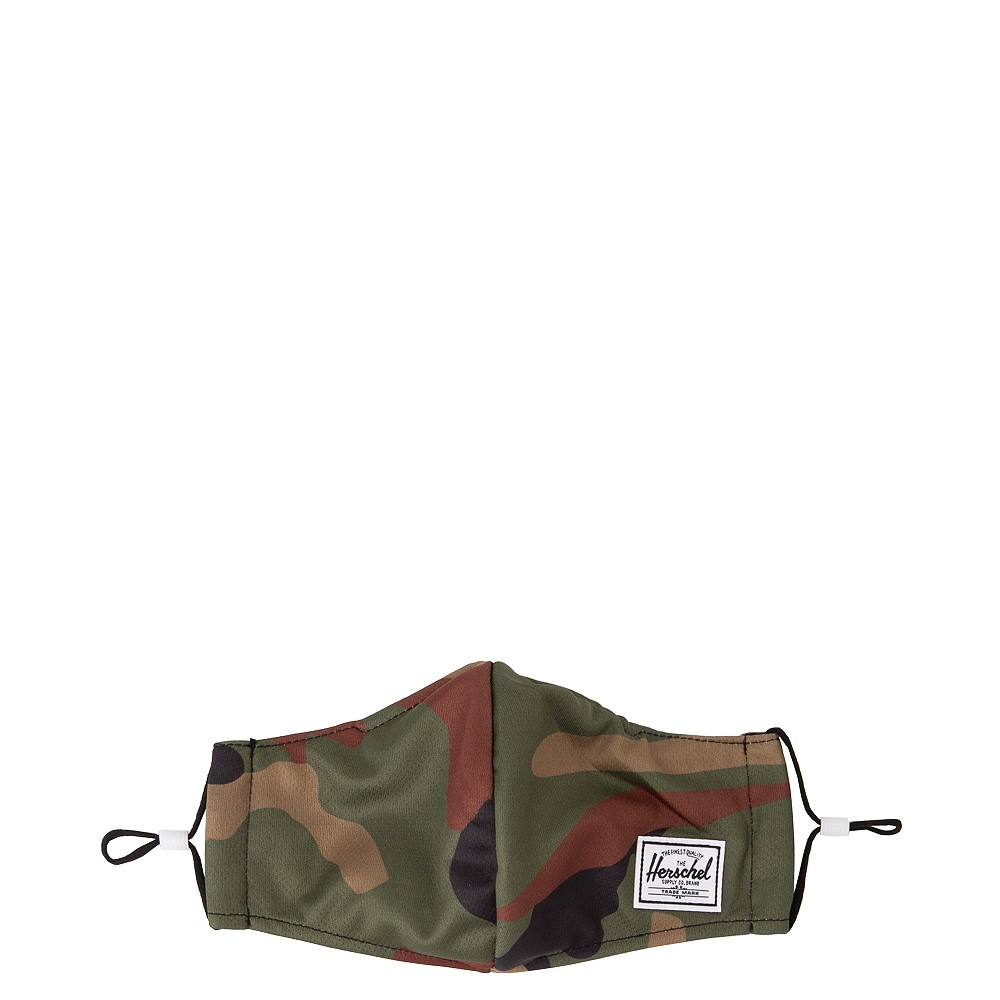 Herschel Supply Co. Classic Fitted Face Mask - Camo