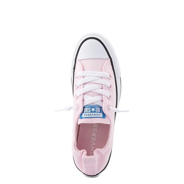 alternate view Womens Converse Chuck Taylor All Star Shoreline Sneaker - Pink Foam / Digital BlueALT4B