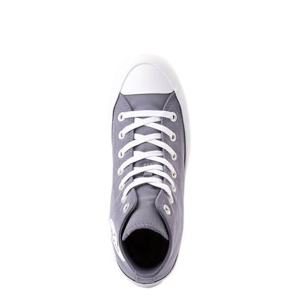 alternate view Womens Converse Chuck Taylor All Star Hi Lugged Sneaker - Light CarbonALT2