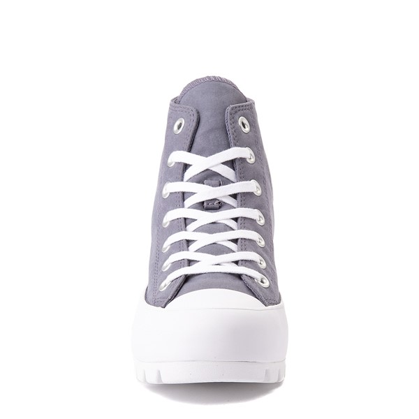 alternate view Womens Converse Chuck Taylor All Star Hi Lugged Sneaker - Light CarbonALT4
