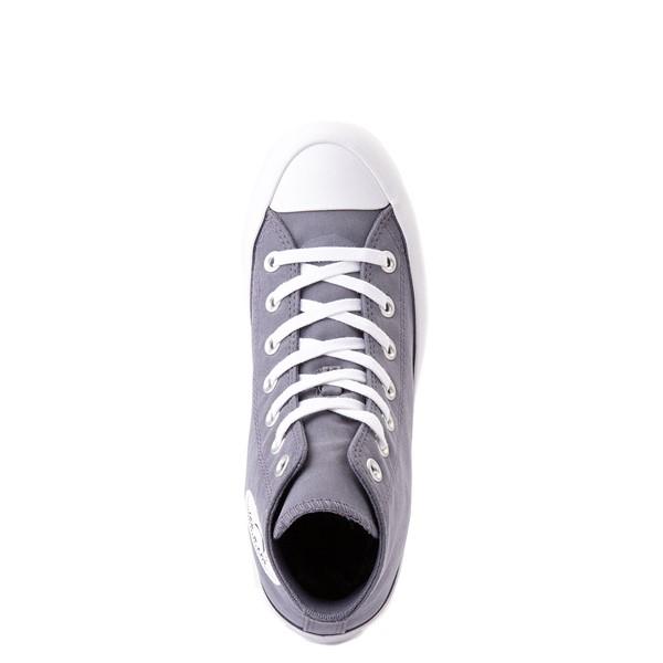 alternate view Womens Converse Chuck Taylor All Star Hi Lugged Sneaker - Light CarbonALT4B