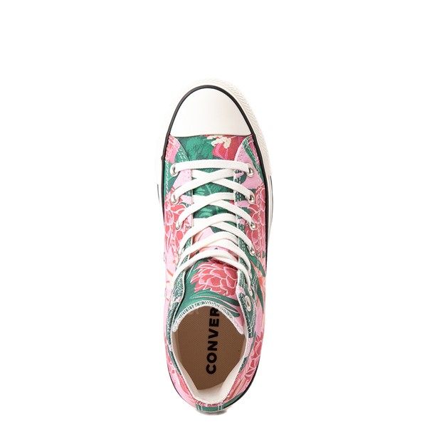 alternate view Converse Chuck Taylor All Star Hi Wild Florals Sneaker - PinkALT2