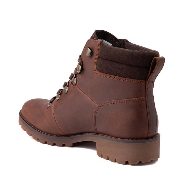 alternate view Womens Timberland Ellendale Hiker Boot - BrownALT1