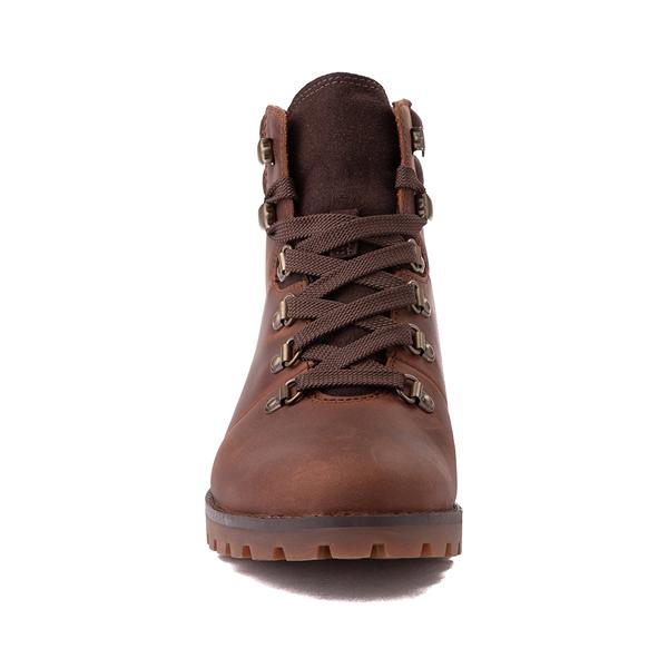 alternate view Womens Timberland Ellendale Hiker Boot - BrownALT4
