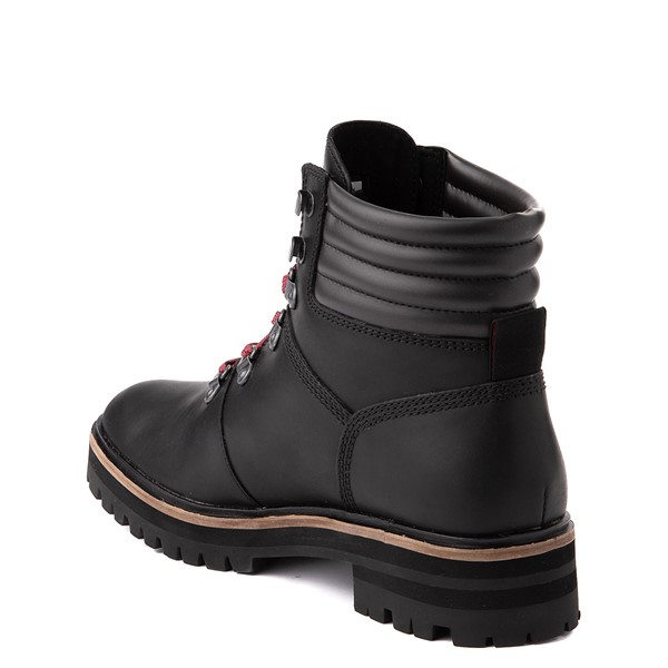 alternate view Womens Timberland London Square Hiker Boot - BlackALT1