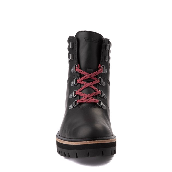alternate view Womens Timberland London Square Hiker Boot - BlackALT4