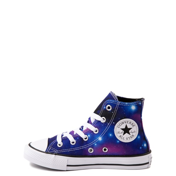 alternate view Converse Chuck Taylor All Star Hi Sneaker - Little Kid - GalaxyALT1