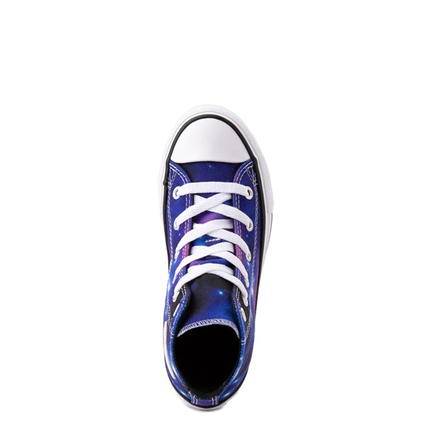 alternate view Converse Chuck Taylor All Star Hi Sneaker - Little Kid - GalaxyALT4B