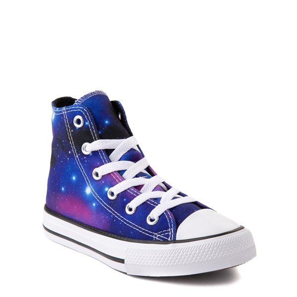 alternate view Converse Chuck Taylor All Star Hi Sneaker - Little Kid - GalaxyALT5