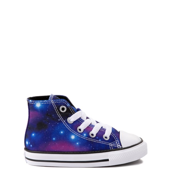 Converse Chuck Taylor All Star Hi Galaxy Sneaker - Baby / Toddler - Multicolor