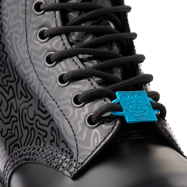 alternate view Dr. Martens x Keith Haring 1460 Boot - BlackALT2B