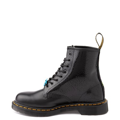 Alternate view of Dr. Martens x Keith Haring 1460 Boot - Black