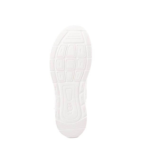 alternate view Womens UGG® LA Shores Sandal - WhiteALT3