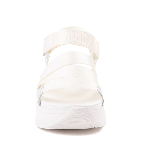 alternate view Womens UGG® LA Shores Sandal - WhiteALT4