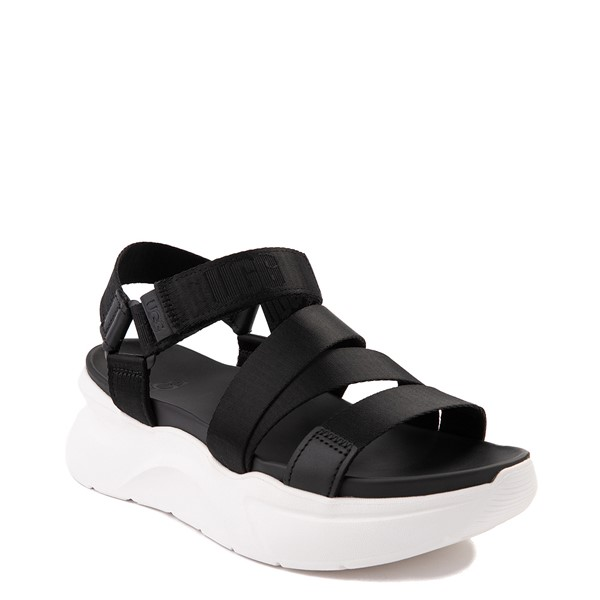 alternate view Womens UGG® LA Shores Sandal - BlackALT5