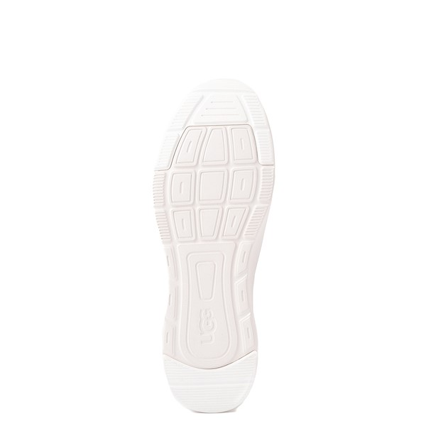 alternate view Womens UGG® LA Flex Slip On Sneaker - White / Scallop GradientALT3
