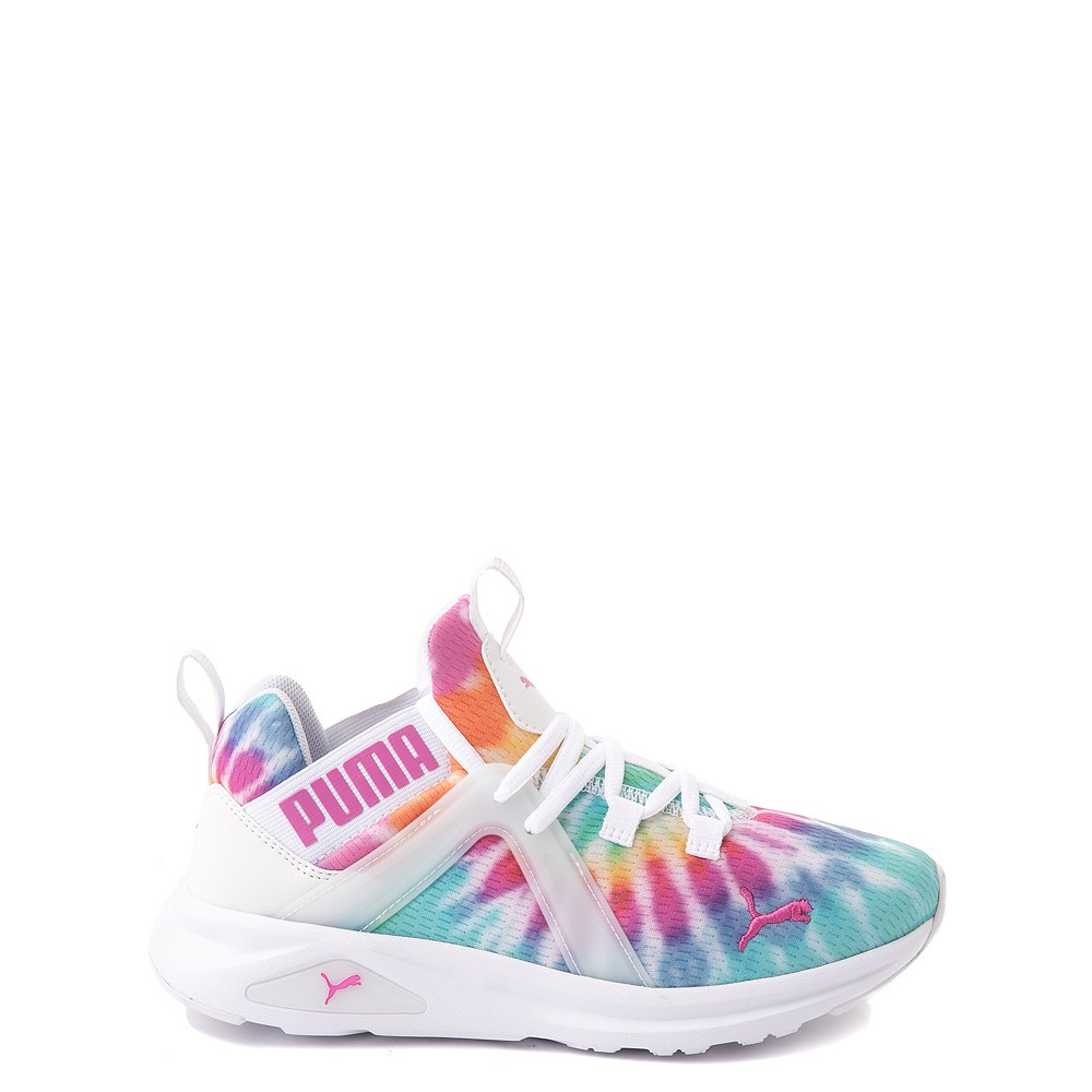 Puma Enzo 2 Athletic Shoe - Big Kid - Tie Dye