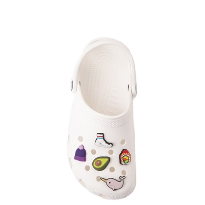 Alternate view of Crocs Jibbitz™ Young At Heart Shoe Charms 5 Pack - Multicolor