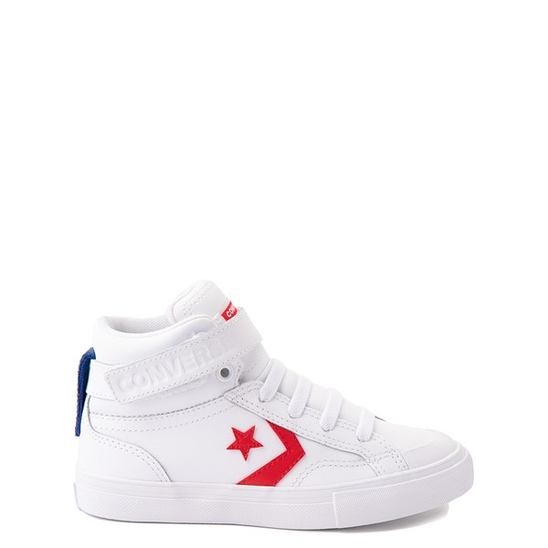 Converse Pro Blaze Hi Sneaker - Little Kid / Big Kid - White