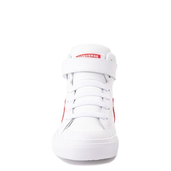 alternate view Converse Pro Blaze Hi Sneaker - Little Kid / Big Kid - WhiteALT4