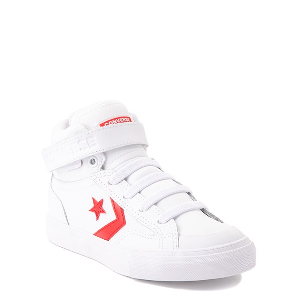 alternate view Converse Pro Blaze Hi Sneaker - Little Kid / Big Kid - WhiteALT5