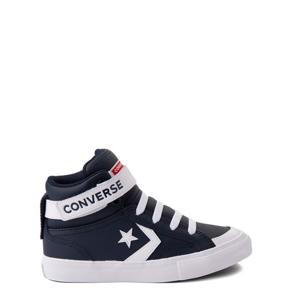 Converse Pro Blaze Hi Sneaker - Little Kid / Big Kid - Navy