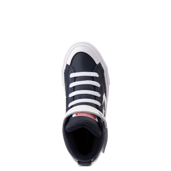 alternate view Converse Pro Blaze Hi Sneaker - Little Kid / Big Kid - NavyALT4B