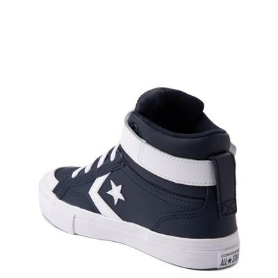 Alternate view of Converse Pro Blaze Hi Sneaker - Little Kid / Big Kid - Navy