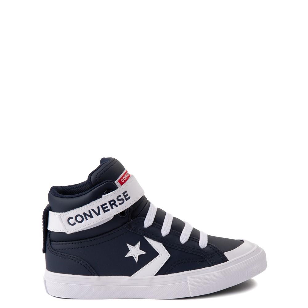 Converse Pro Blaze Hi Sneaker - Little Kid / Big Kid - Navy