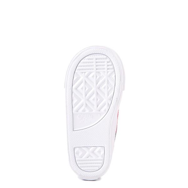 alternate view Converse Pro Blaze Hi Sneaker - Baby / Toddler - WhiteALT3