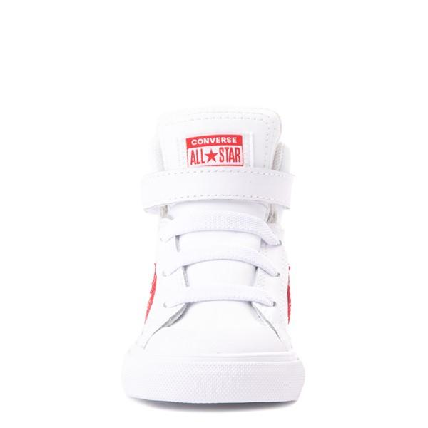 alternate view Converse Pro Blaze Hi Sneaker - Baby / Toddler - WhiteALT4