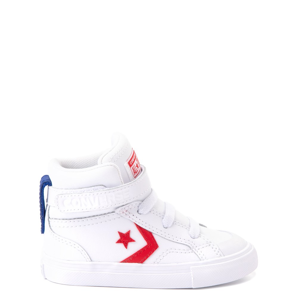 Converse Pro Blaze Hi Sneaker - Baby / Toddler - White