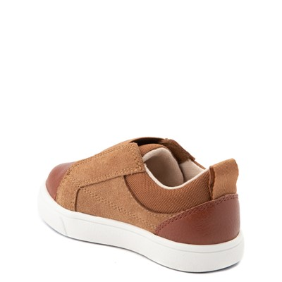 Alternate view of UGG® Rennon Low Casual Shoe - Toddler / Little Kid - Chestnut