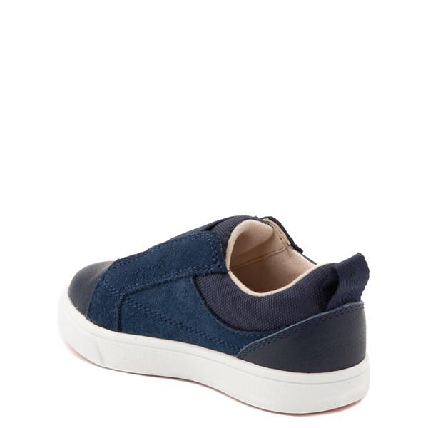 alternate view UGG® Rennon Low Casual Shoe - Toddler / Little Kid - NavyALT1