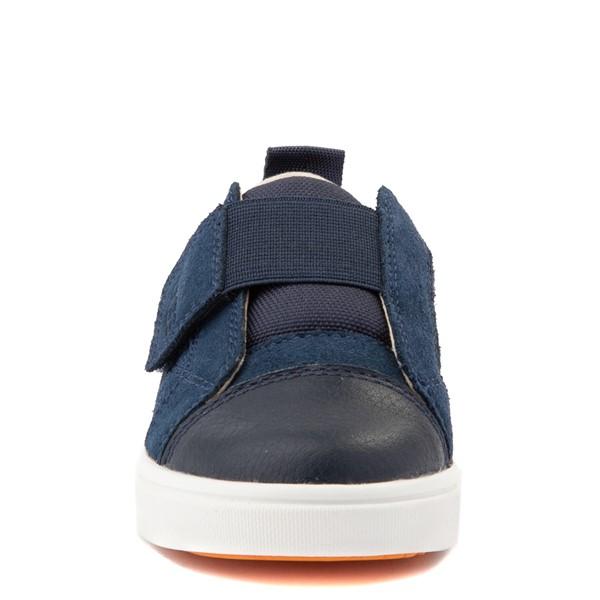 alternate view UGG® Rennon Low Casual Shoe - Toddler / Little Kid - NavyALT4