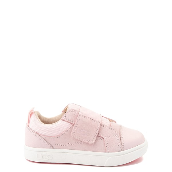 Main view of UGG® Rennon Low Casual Shoe - Toddler / Little Kid - Seashell Pink