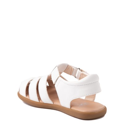 Alternate view of UGG® Kolding Sandal - Baby - White