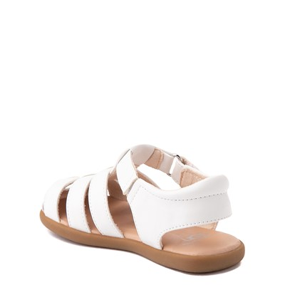 Alternate view of UGG® Kolding Sandal - Toddler / Little Kid - White