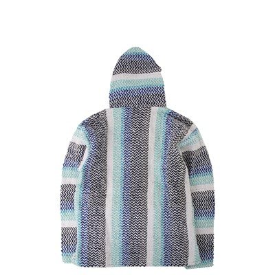 Alternate view of Boys Baja Poncho - Little Kid / Big Kid - Pistachio